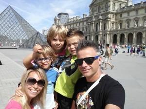Las vacaciones de las familias numerosas tambien son posibles