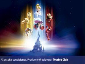 Semana Mágica en Disneyland París 2018