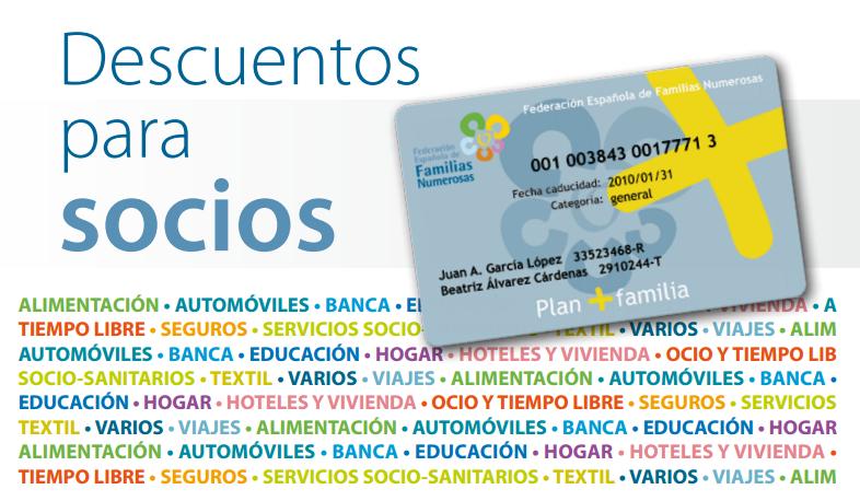 www.familiasnumerosas.org fileadmin user_upload PDF Descuentos_para_socios_mayo_2014.pdf