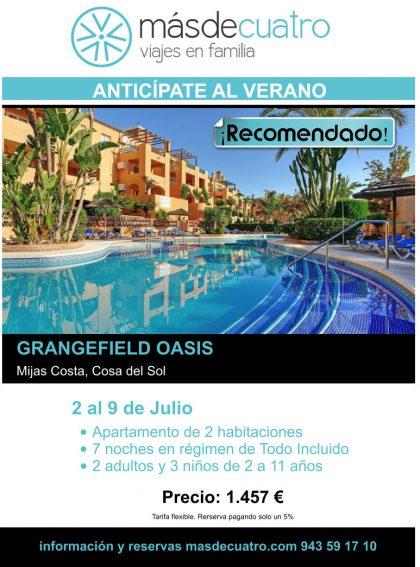 Grangefield Oasis