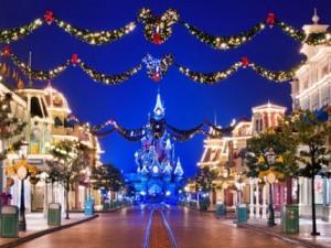 Navidad Disneyland París 2017