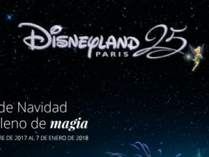 Hasta 2 noches gratis en Disney temporada 17/18