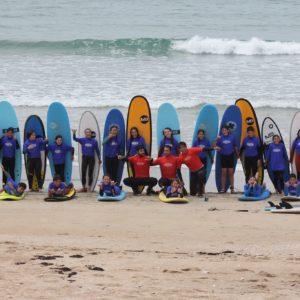 Galicia monoparental especial surf