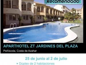 Jardines del Plaza