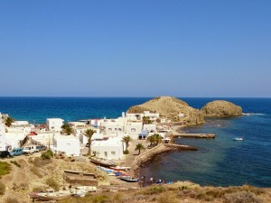Familias numerosas en la costa de Almería