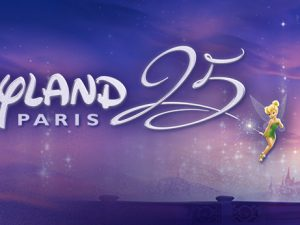 25 Aniversario Disneyland París
