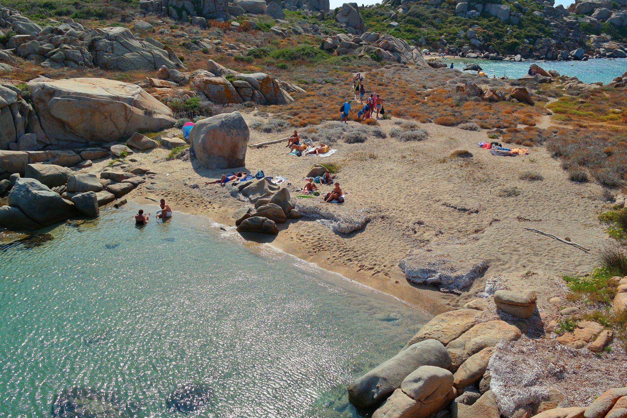 Islas Lavezzi, un lujo.