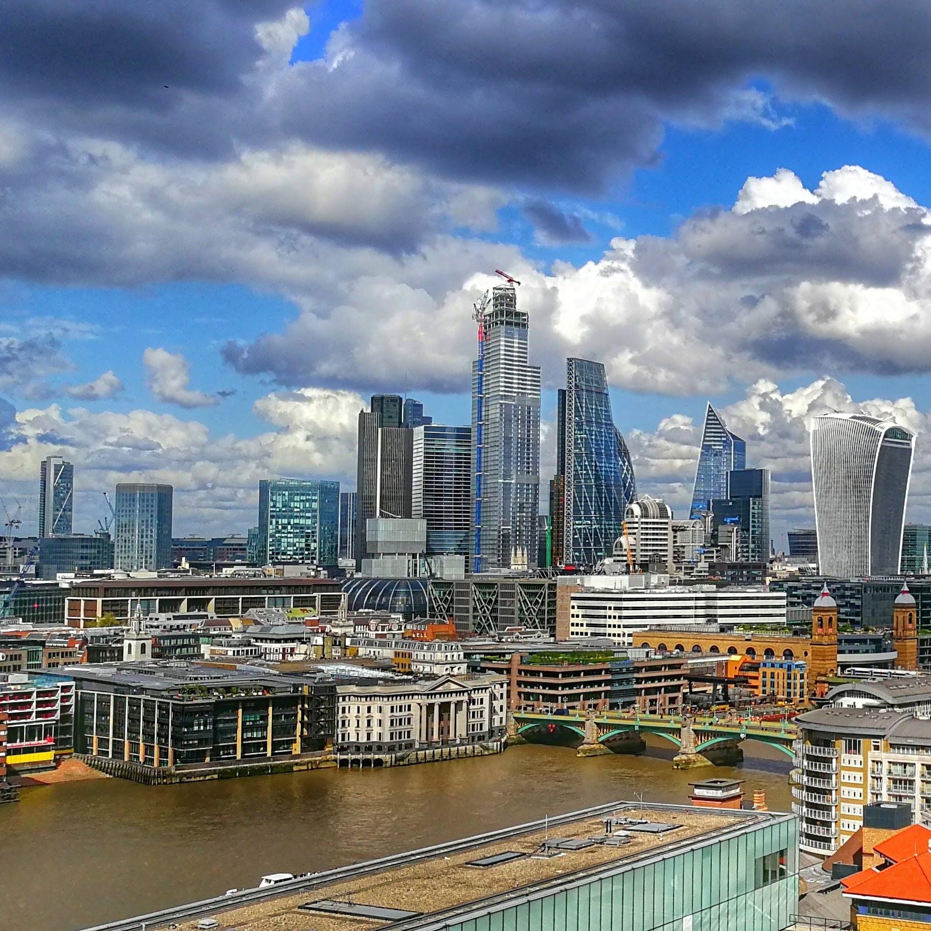 Vistas desde la Tate Modern