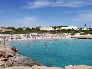Viaje a Menorca con nuestra Familia Numerosa