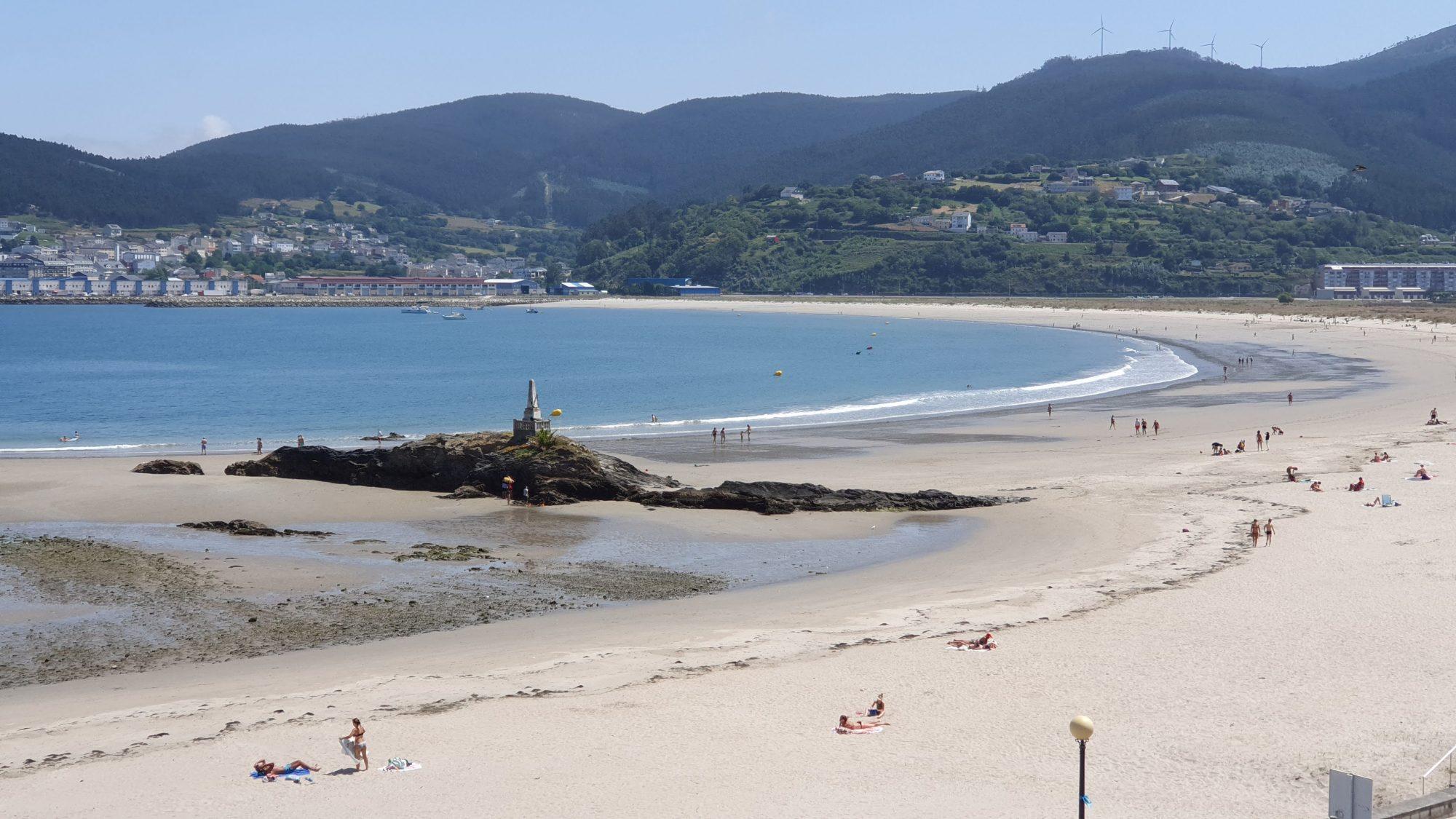 Viveiro, Playa de Covas