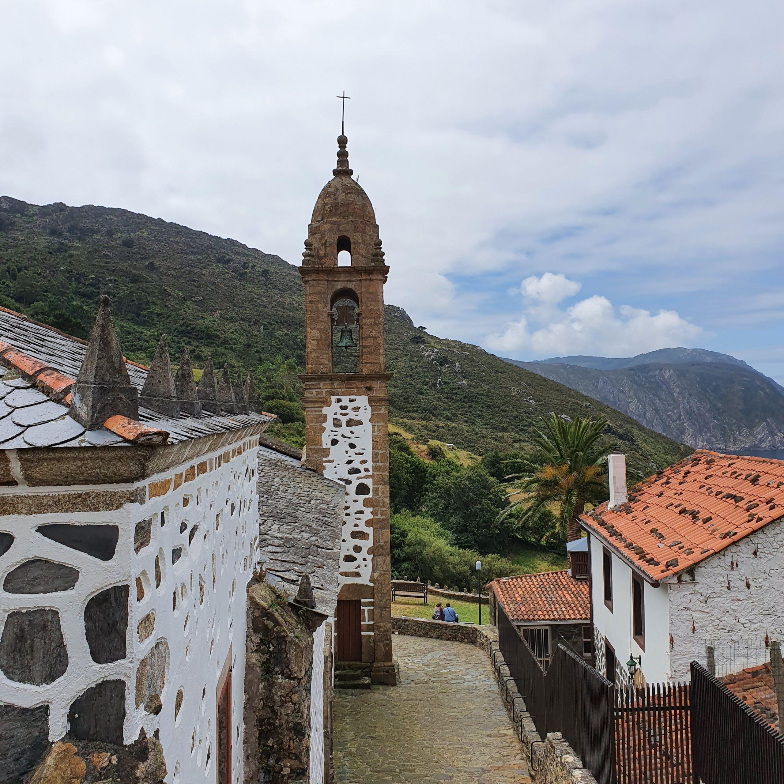 San Andrés de Teixdó