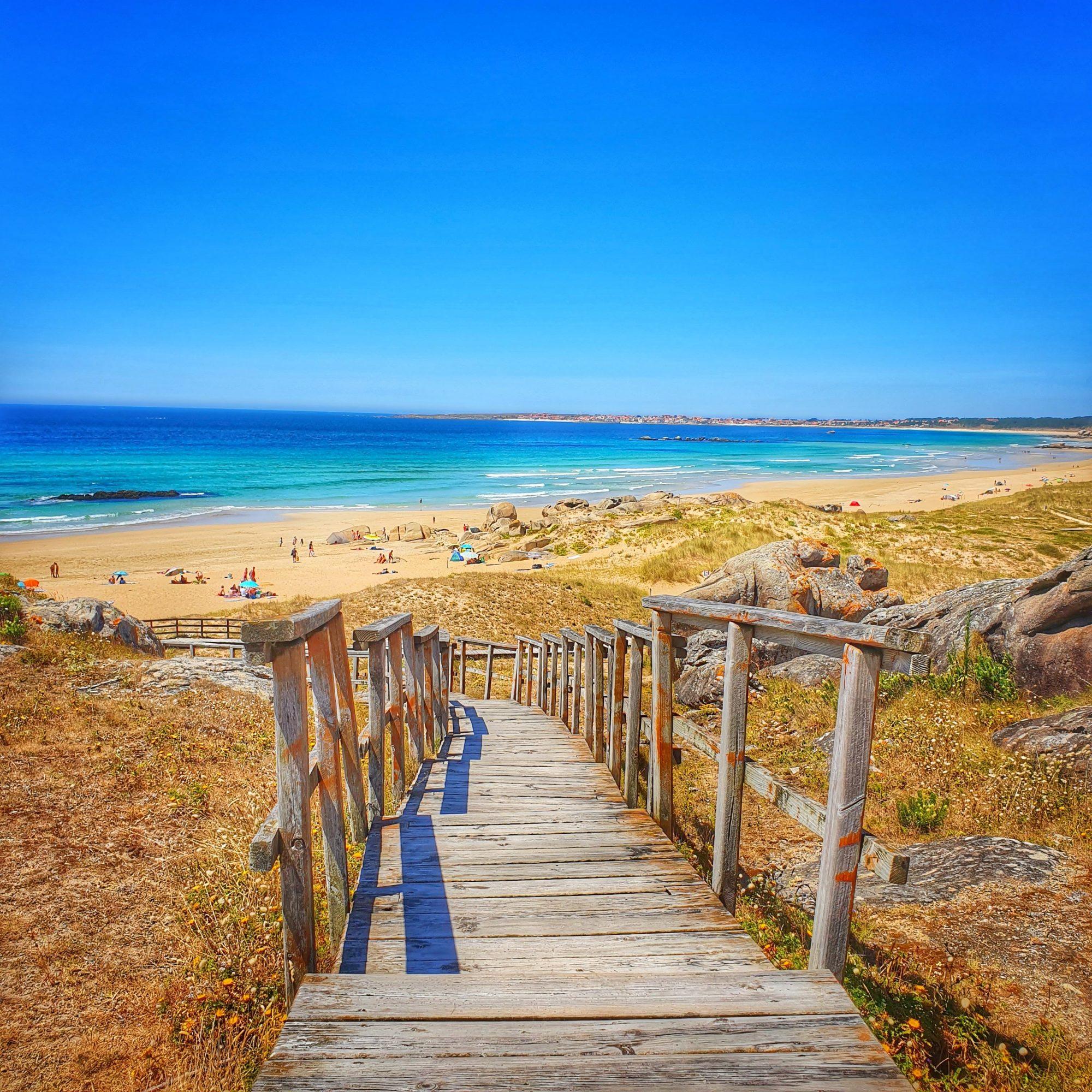 Praia Do Vilar,