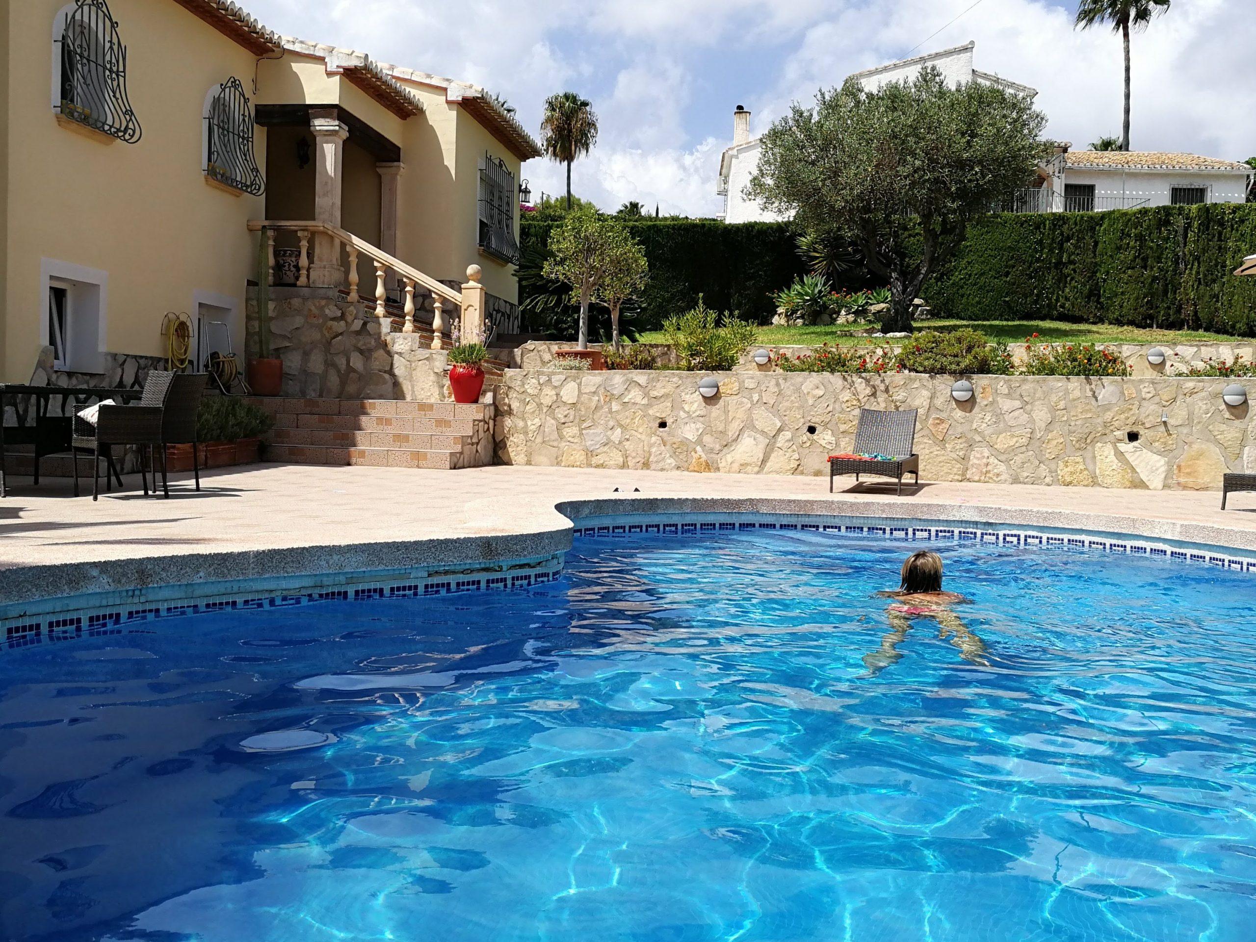 Casas de vacaciones para familias numerosas